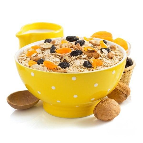 Крупы, сухие завтраки