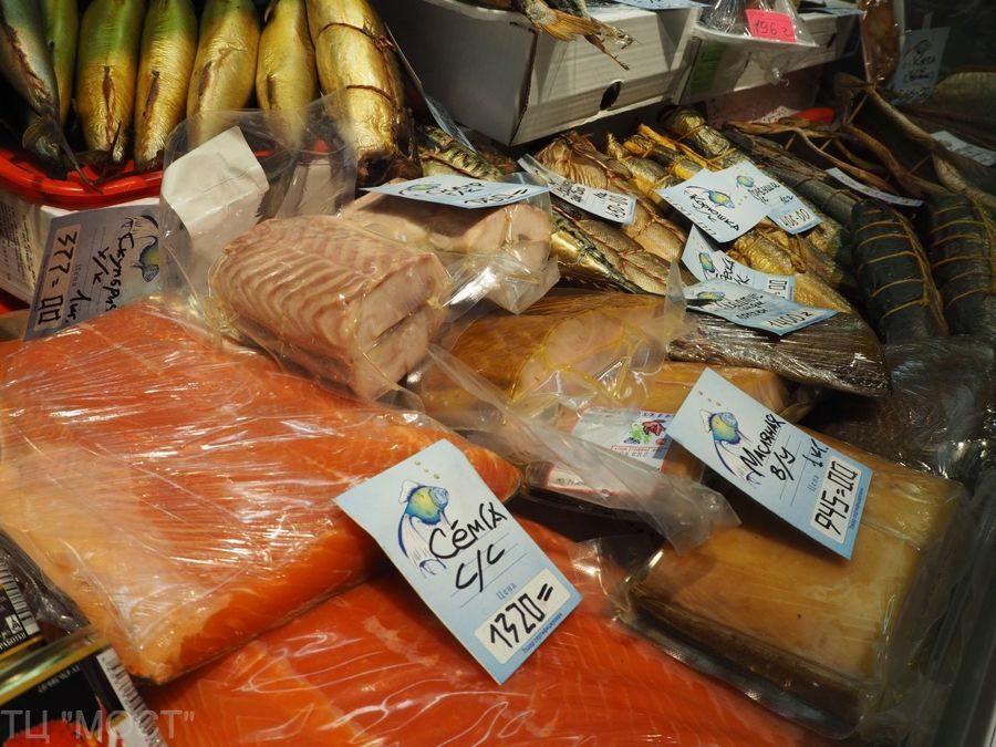 Рыбные изделия