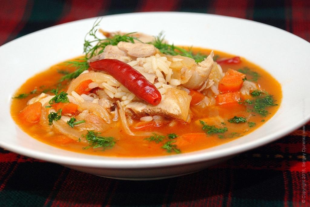 Суп пикантный