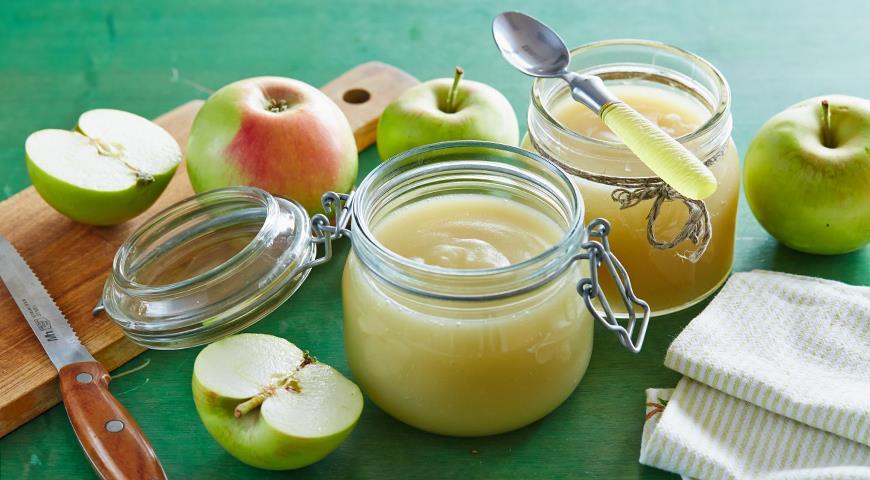 Яблочное блюдо
